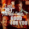 Geaven: SPN - I said Hey!