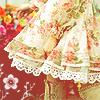 LIZ LISA - skirt frill