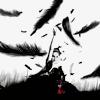 Black Swan feathers