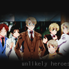 unlikely heroes hetalia