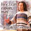 Caro Dee: Talk Fast