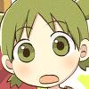 Wide-eyed Yotsuba