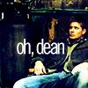 spn oh dean!