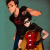 superboy 'n rob