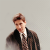 Larissa: X-Files-Mulder look