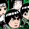 Naruto - Team Gai