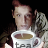 Lara: Turlough + Tea = OTP