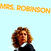 Doctor Who - River - Mrs. Robinson