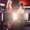 glee // faberry - piano