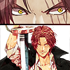 op: shanks awesome