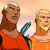 Aqualad (Kaldur'Ahn): Manly men of the sea