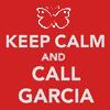 Garcia - keep calm