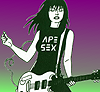 Bogwitch: Love and Rockets - Terry