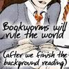 Misha: Fandom // Bookworms