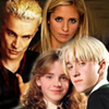 Buffy the Vampire Slayer/Angel and Harry Potter Cr