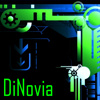 seftiri: DiNovia Lime and Cobalt