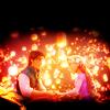 Ema: tangled - lanterns