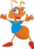 муравей-клубничка