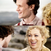 Dr Who - River/Eleven - Can I trust you?