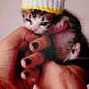obsidianinks: baby kitty cute