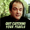 Deni: Crowley - Quit clutching your pearls!