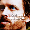Deni: Chuck/God - God loves the fangirls!