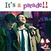 Deni: Misha/Jensen - It's a parade!