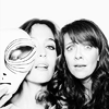 Feurisa: gillian and amada being silly - manip