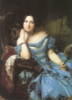Портрет Амалии де Льяно-и-Дотрес графини