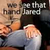Deni: J2 - We see that hand jared!
