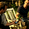 honeychild: H50-boys with beer