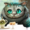 Wonderland 【Cheshire Cat Tea Table】