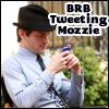 tweeting mozzie