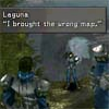 FF8 - Laguna - way to go