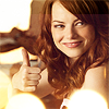 Olive Thumbs Up (Easy A)