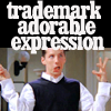 will & grace // trademark adorable expre