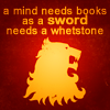 Canary In A Coal Mine: ASOIAF - A Mind Needs Books