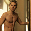 Mads Anderson: [Blonde] Shirtless