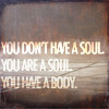 misc / you are a soul