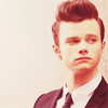 ACTOR: Chris Colfer and his fucking HAIR