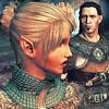 Dragon Age: Angsty interspecies looove