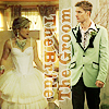 pompeypearly_v2: Chlollie retro bride & groom