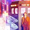 Lorean: The Doctor and the Tardis