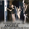 Iphigeneia: triumphant are the angels