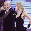 Little Red: dwts - hines/kym