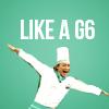 Nina ♥ ☁ ☼ ★ ♬: SHINGO LIKE A G6