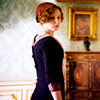 I forgot my name, and drowned.: [downton] women with red hair