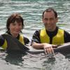 tamed dolphin