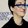 Rachel Maddow geeks are sexy
