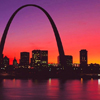 Master Wilky Quizgirl: St. Louis Sunset